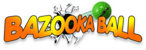 bazookaball bazooka ball basookaball som paintball men inte lika ont paintballtorpet piteå luftlandet barnkalas event roliga lekar